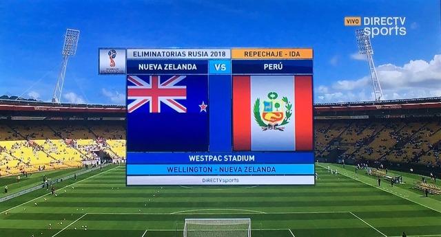 ◆W杯予選◆大陸間PO ニュージーランド×ペルー ニュージーランド、ホームで痛いドローもアウェイゴールは阻止、第2戦へ