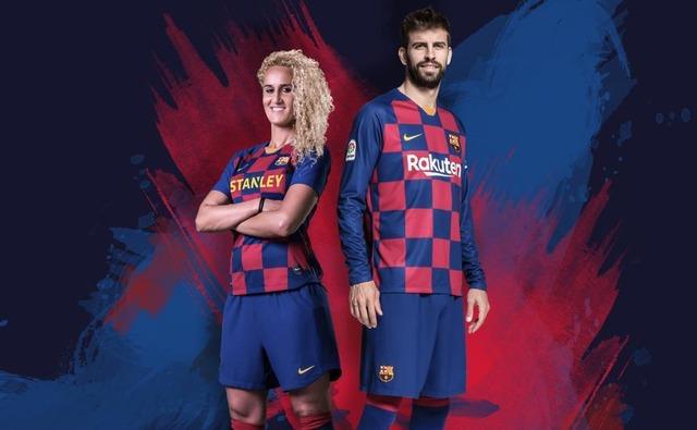 ◆リーガ◆FCバルセロナが来シーズンのユニフォームを正式発表