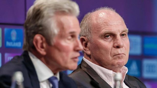 ◆ブンデス◆バイエルン会長ヘーネス、ハインケスに3度めの監督復帰打診か!? by ドイツ紙