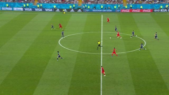 ◆ロシアW杯◆ベルギー戦最後のカウンター時、どうすればよかったのか
