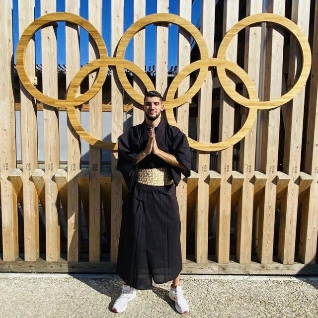 ◆画像◆スペイン代表FWラファ・ミルさん、和服を装着www