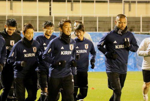 ◆悲報◆日本代表MF清武弘嗣、代表練習で頭部強打、脳震盪の疑いで離脱の可能性