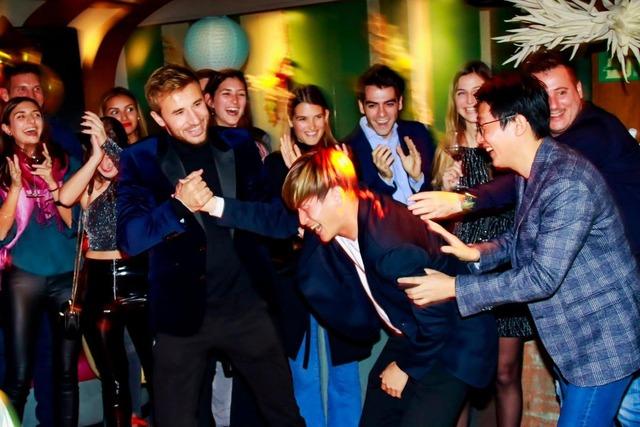 ◆J小ネタ◆神戸FW古橋がバルセロナでサンペールの誕生日パーティにお呼ばれした結果