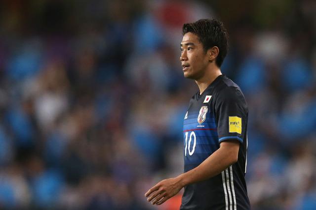◆日本代表◆香川真司、なぜ代表復帰? 直近3カ月で出場1試合、16分間のみ 西野監督が説明「デリケート」