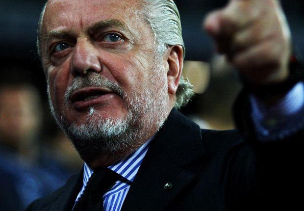 ◆UEFA-EL◆ナポリ会長が誤審に激怒、UEFA会長を攻撃「プラティニは醜態をさらしている」