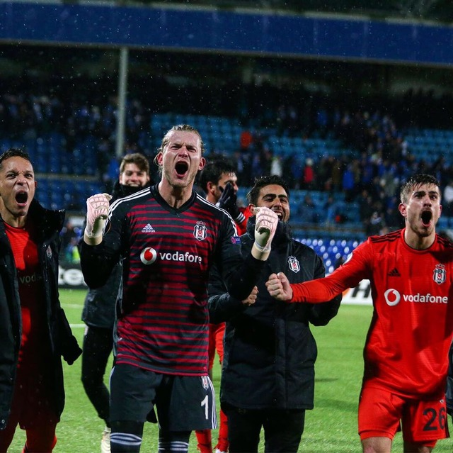 ◆悲報◆CL決勝でやらかしたカリウス、レンタル先のベジクタシュでもやらかす