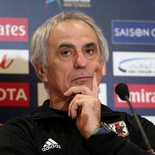 ◆日本代表◆記者「例えば本田の先発はあるのか」ハリル「このチームにスターはいない、チームがスター」