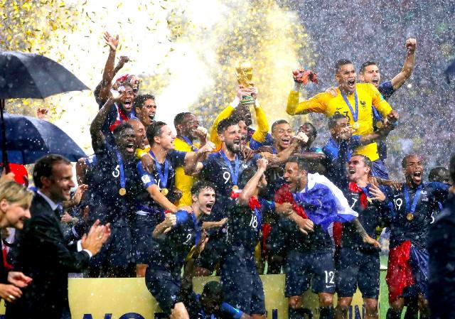 ◆W杯決勝◆深夜帯で15・5%の高視聴率 ベルギー快勝3決は11・3%