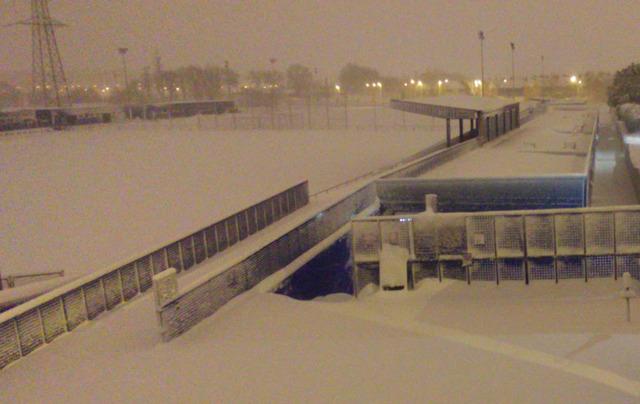 ◆悲報◆ヘタフェの練習場雪溶けず…練習4連休、久保建英くんさん全体練習いまだゼロ(´・ω・`)