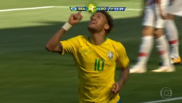 ◆速報◆ブラジル×クロアチア ネイマール、実戦復帰即ゴール!怪我明けが信じられないレベル