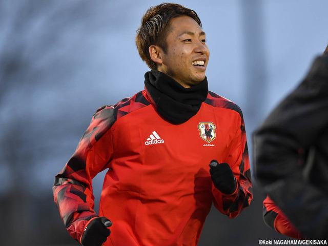 ◆日本代表◆追加招集の小林悠「川崎の練習をさっさと切り上げました」