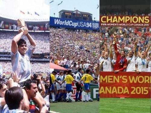 ◆W杯◆FIFA会長、2026年W杯でアメリカ、カナダ、メキシコの3カ国共催を検討!