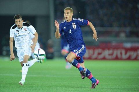 ◆日本代表◆なぜ、ハリル監督は「足が速くない」本田圭佑を右FWで起用するのか?