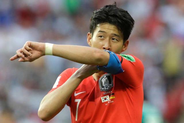 ◆小ネタ◆韓国代表ソン・フンミンさんに提案したい兵役回避のウルトラC