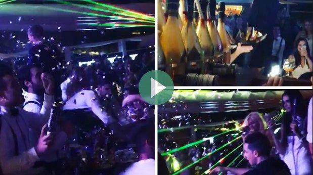 ◆悲報◆本田圭佑の元同僚のロシア代表がナイトクラブで乱痴気騒ぎ!一晩で3千万円を散財の挙句クラブから罰金処分