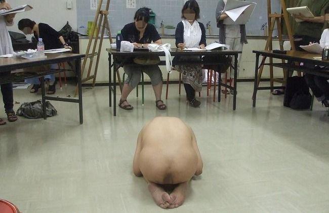 ヌードデッサンモデルの岡島幸人の初めて見る画像たくさんあって草 ww 幸人さんかっこいい! [無断転載禁止]©2ch.net->画像>68枚