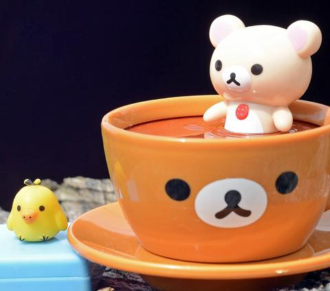 マクドナルドハッピーセットリラックマ_12_コーヒーカップ