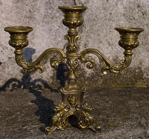 燭台キャンドルホルダーC2_モンキーアスカ