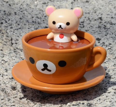 マクドナルドハッピーセットリラックマ_11_コーヒーカップ