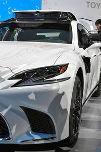 【ガーディアン】トヨタ、自動運転技術を他社にも提供へ 開発競争有利に