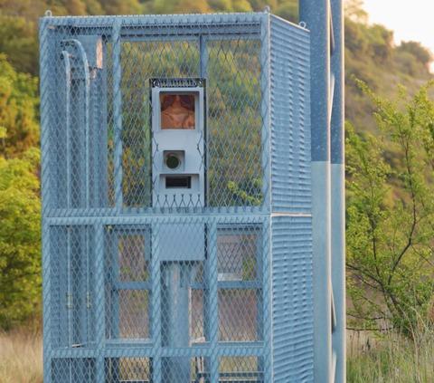 【レーザー照射】可搬式オービスで速度取り締まり 県警が通学路や住宅街で活用へ