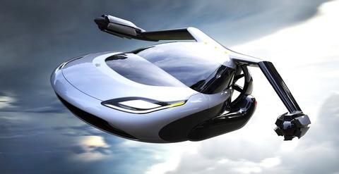【画像あり】空飛ぶ車、ついに来年発売!