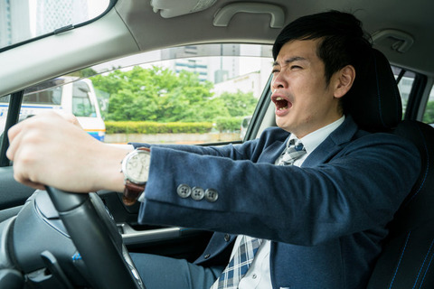 車運転してて今まで一番びびったことって何?