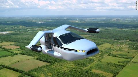 空飛ぶ車「2023年の実用化」目指す  アメリカ、ドバイではすでに実証実験も