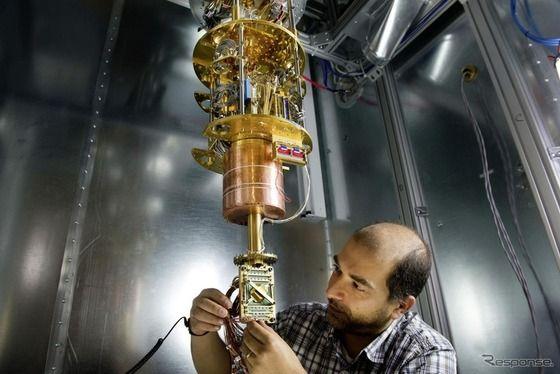 フォルクスワーゲンが量子コンピューターを使用開始