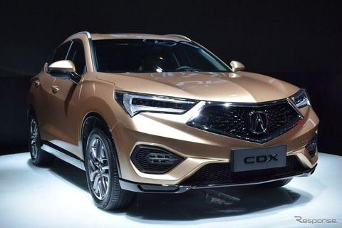 ホンダの高級ブランド「アキュラ」 販売数5倍増 1.5Lターボ+8速DCTの小型SUVが大ヒット!!!