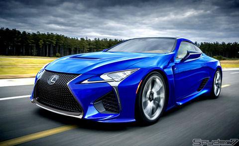 レクサス LC F LFAの再来で予想価格2000万~2300万円