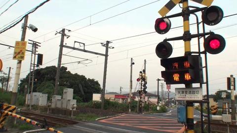 日本人「踏切だ!窓開けて!止まって!左右見て確認!う~ん……発車!」ぼく「あのさぁ……」