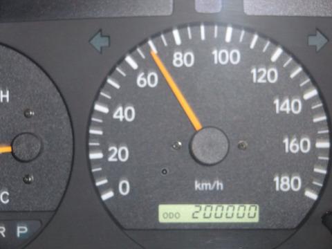 愛車20万キロ目指したい、どんな部品を換えていったらいいの?????