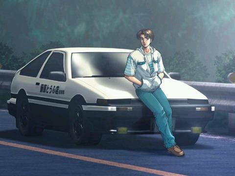 車アニメで「頭文字D」だけ人気出た理由wwwwwwwwwwwwwww