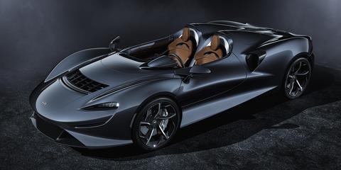 マクラーレン新型オープンカーが公開 フロントガラスもサイド窓もなし。カッコ良すぎてヤバイと話題に(画像あり)