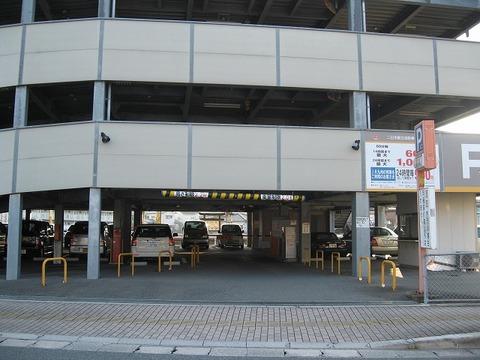 二日市駅立体出入口101019144902505