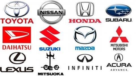 日本車メーカー「メーカーのエンブレムかぁ…まぁ頭文字でええやろww」←これwwwwwwww