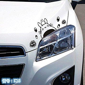 車にステッカーを貼りたいんだけどどういうのがいいかな?wwwwwwwww