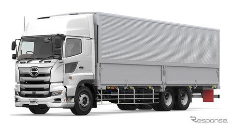 停車中の大型トラックから聞こえるプシューって音はパーキングブレーキをかけた音  これ豆な