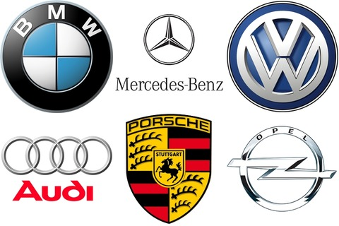 german-car-logos