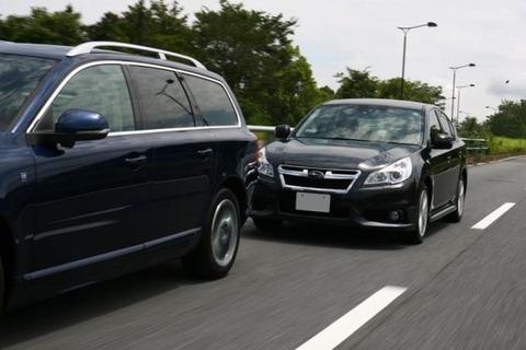 制限速度で走っていたのに後ろから煽ってくる車wwwwwwwwwwwww