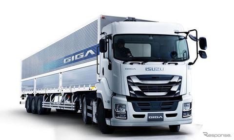 【速報】いすゞ 自動車 2年後に電動トラック発売へ、最大200キロ程度まで走行可能にwwwwwwwwwww