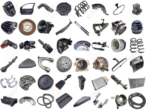 24905575-car-parts-collection-Stock-Photo