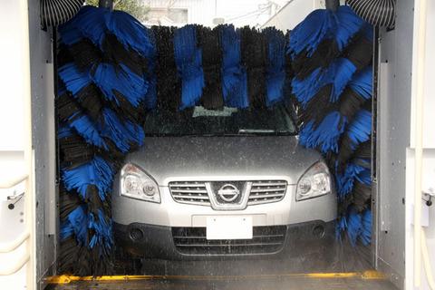 【悲報】一般人、全く洗車をしない