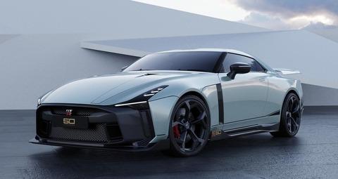 最高出力720PS、最大トルク780Nの「日産GT-R50 by Italdesign」が2020年から納車開始 お値段なんと1億円超え
