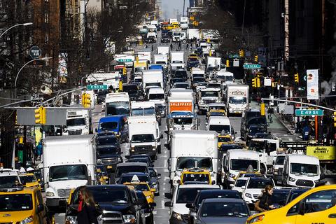 NYで「渋滞税」導入へ 渋滞が深刻な中心部に車両で進入すると自動的に課金されるシステム