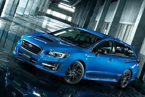 スバルが「レヴォーグ」にスポーティーな特別仕様車「2.0GT EyeSight Vスポーツ」を設定