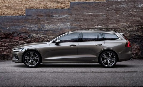 2019-volvo-v60-t6-awd-grey-profile