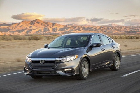 2019_Honda_Insight_Makes_its_Global_Debut
