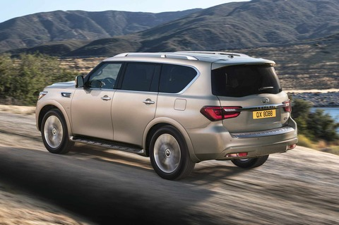 2018-Infiniti-QX80-rear-three-quarter
